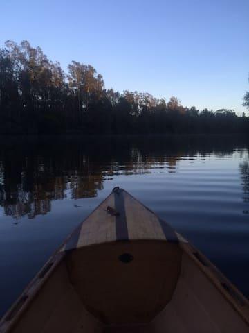 Riveroak Lodge...total relaxation