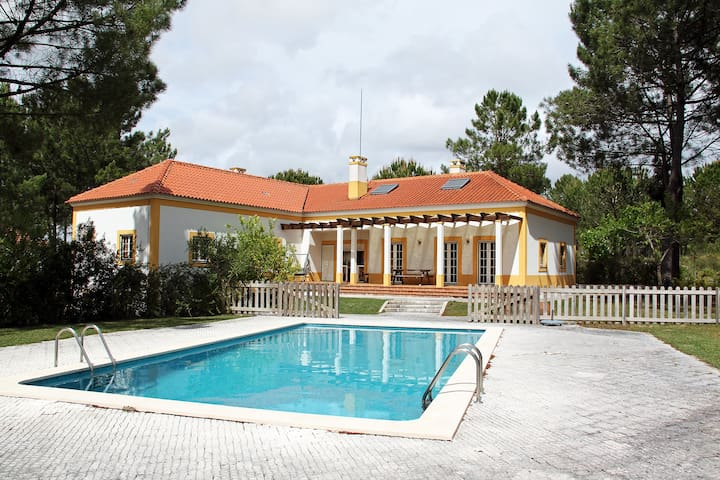Villa near Comporta Beach - Alcácer do Sal - Huis