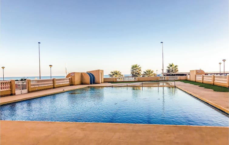 Holiday apartment with 2 bedrooms on 70m² in La Manga del Mar Menor