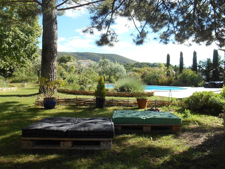 Villa de Charme en Provence, Mt Ventoux - Méthamis