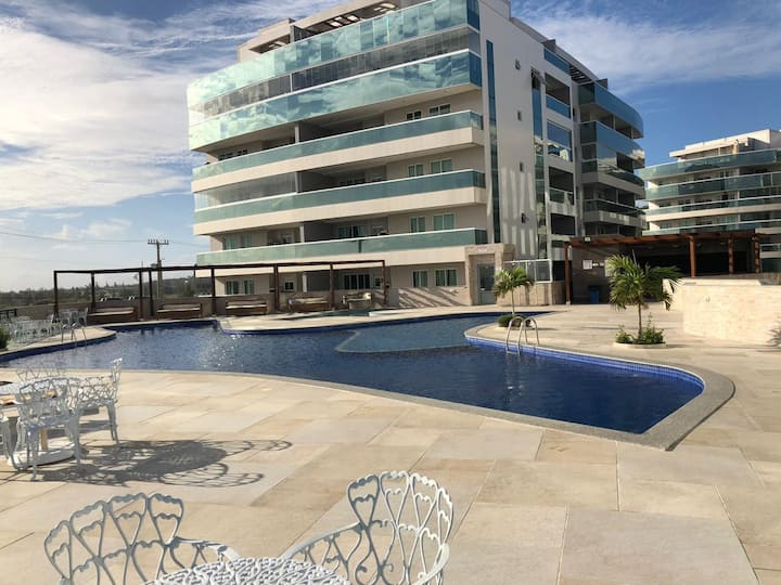 Apartamento Bon Vivant Praia Grande