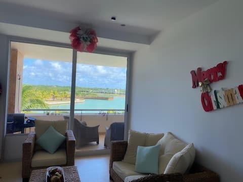 2-Zimmer-Wohnung vor dem Strand AAKBAL CAMPECHE