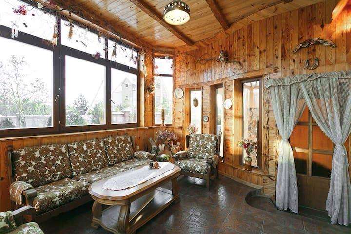 """Агроусадьба """"VeLuNa"""" Lux-room - Сёмково - Casa"""