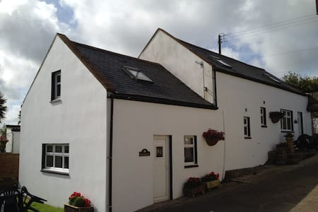 Hayloft,Spoutwells Holiday Cottages - Stranraer