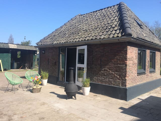 Charming cottage near Northsea/Adam - Castricum - Rumah