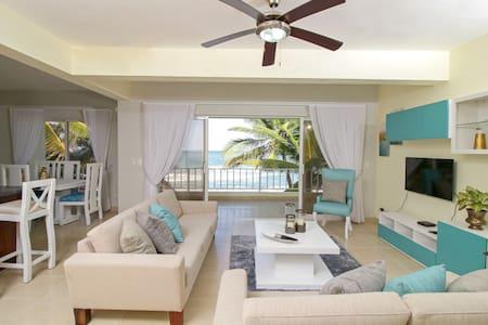 005 – Ocean Front Penthouse rental in Cabarete.