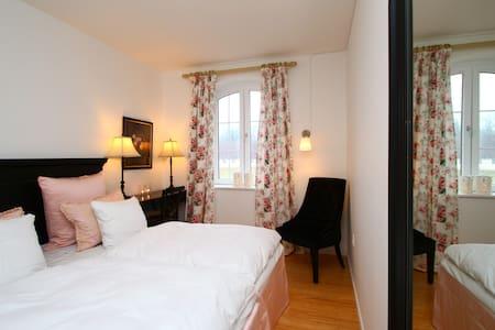 Dobbeltværelse ved Sophiendal Gods - 斯坎讷堡 (Skanderborg) - 公寓