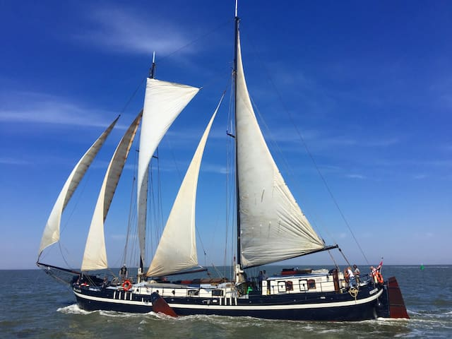 Harlingen-Vlieland-Harlingen
