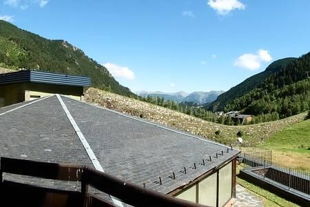 Apartamento Comapedrosa Arinsal Andorra - Lägenhet