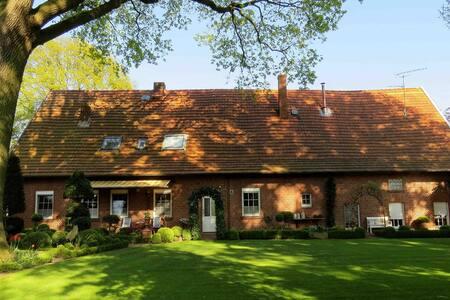 Ferienwohnungen am Schirler Bach in Ostbevern