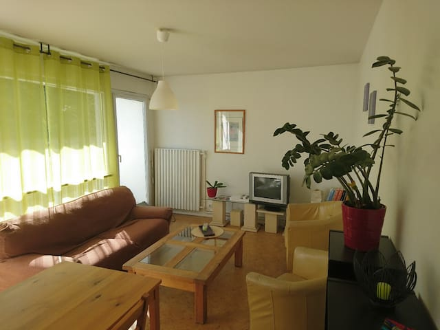 Chambre privative. - Angers - Pis