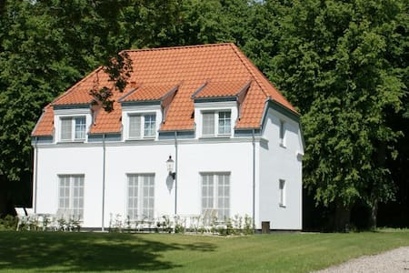 4 personers værelse i parken til Hvedholm Slot - Faaborg - Huis