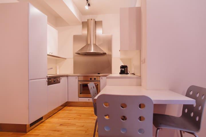 Voll ausgestattetes Apartment - Ehrenhausen - Apto. en complejo residencial