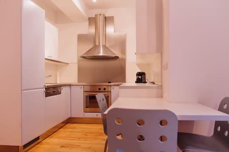 Voll ausgestattetes Apartment - Társasház