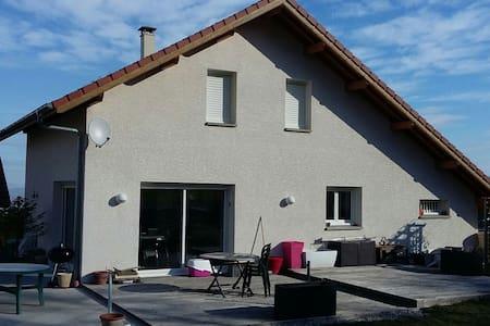 Villa charmante récente - La Roche-sur-Foron - Haus