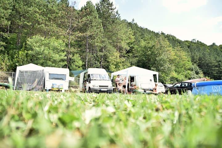 Camping COLINA, Cluj-Napoca (site #4)