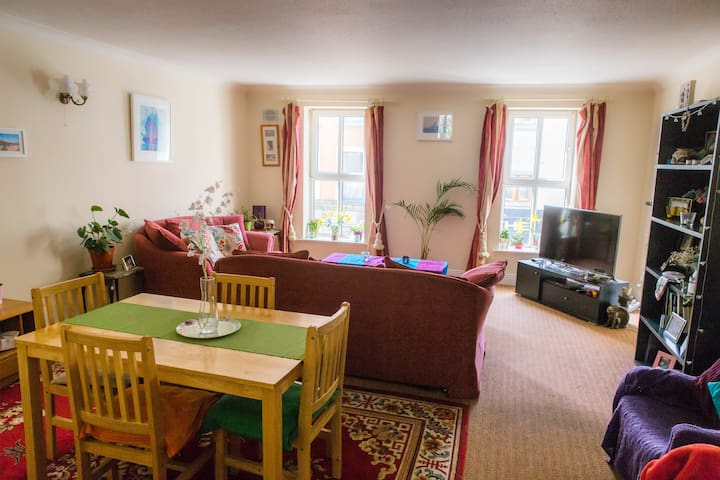 Lovely Double room, Perfect City Center Location - Dublin - Daire