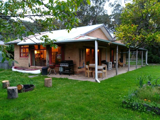 Mudlark Cottage, Whitfield, King Valley, Victoria