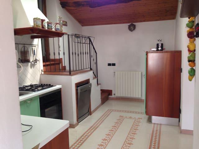 Bella casa a Boscomare - Boscomare - Apartmen