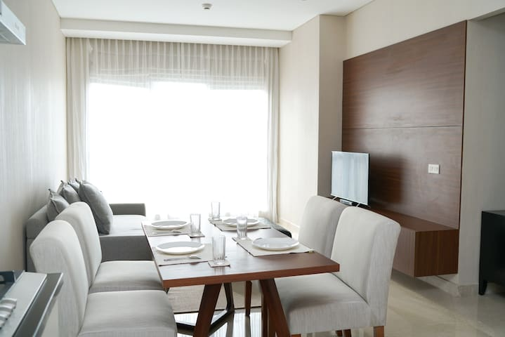 Four Winds Apartement / New Minimalist