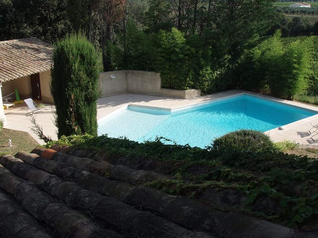 Grande maison provençale - Valréas