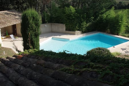Grande maison provençale - Valréas - 独立屋