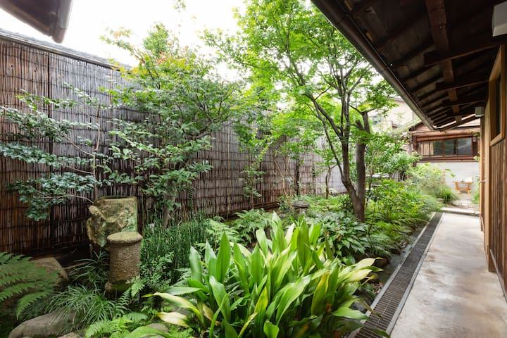 Guesthouse Umeya  traditional house twin room