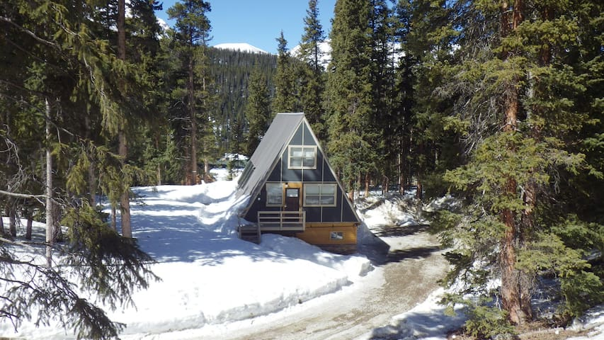 Charming Modern A-Frame w/Breck Parking Spot - Breckenridge - House