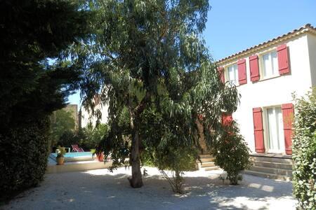 Maison au soleil avec piscine  - Corneilla-la-Rivière