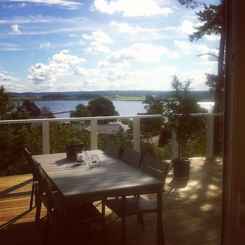Beautiful house with amazing view! - Kungsbacka V