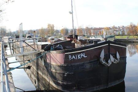 Péniche le baïkal - Bateau