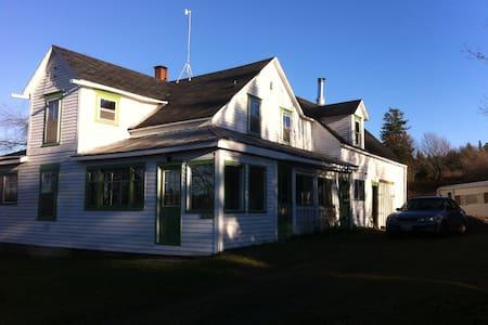 bare bones guest house,Harvey NB