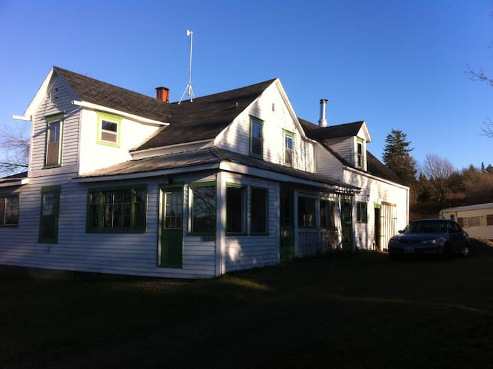 bare bones guest house,Harvey NB
