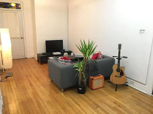 Charming & Typical Plateau flat - Near Everything! - Montreal - Departamento