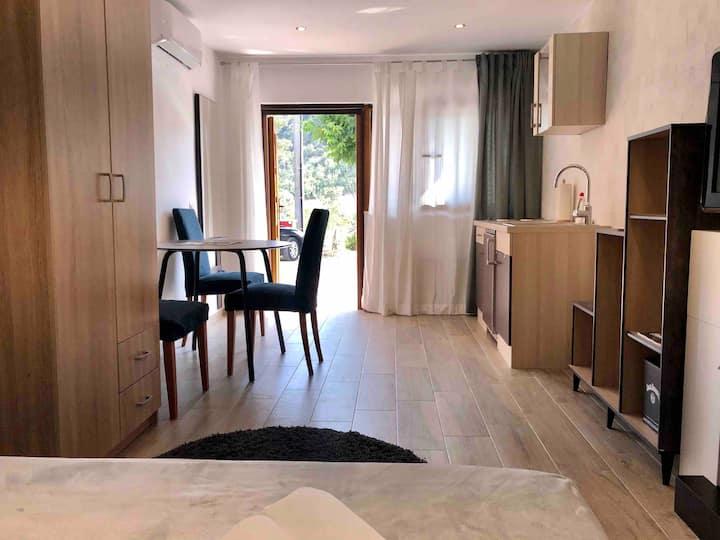 Novigrad sunny studio apartment