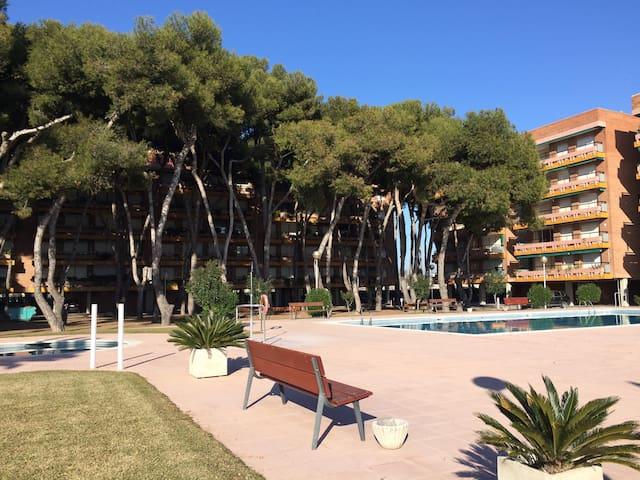 Apartament a primera línia de mar - Torredembarra