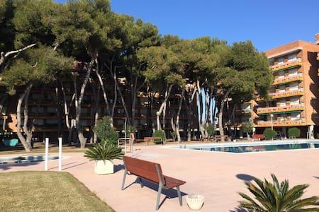 Apartament a primera línia de mar - Torredembarra - Apartment