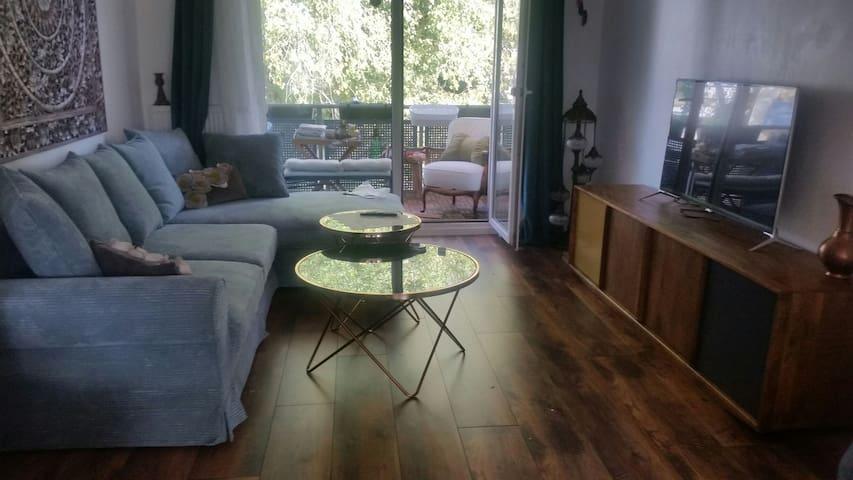Schöne...zentrale Wohnung
