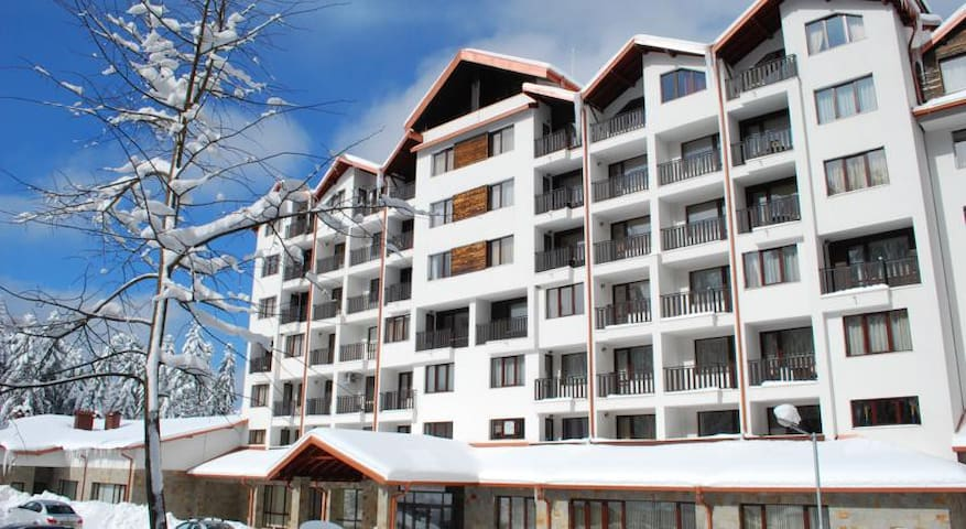 Two contiguous flats in Borovets - Borovets - Apartemen