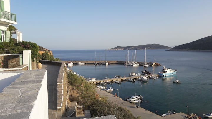 Nikol- Sifnos -Breathtaking view!