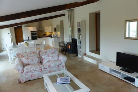Family-friendly Luxury Rural Gite - Saint-Eutrope-de-Born