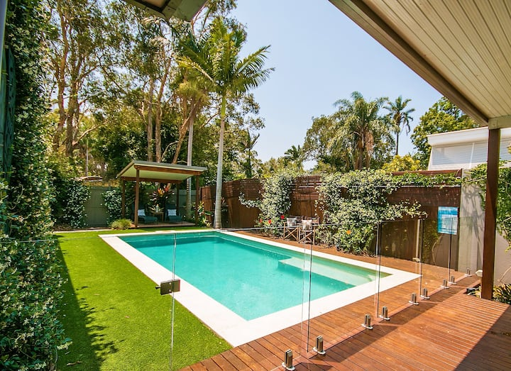 Pandanus Avenue Beach Home