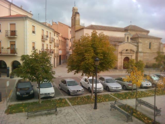 Apartamento en el centro histórico. - Ciudad Rodrigo - Apartment