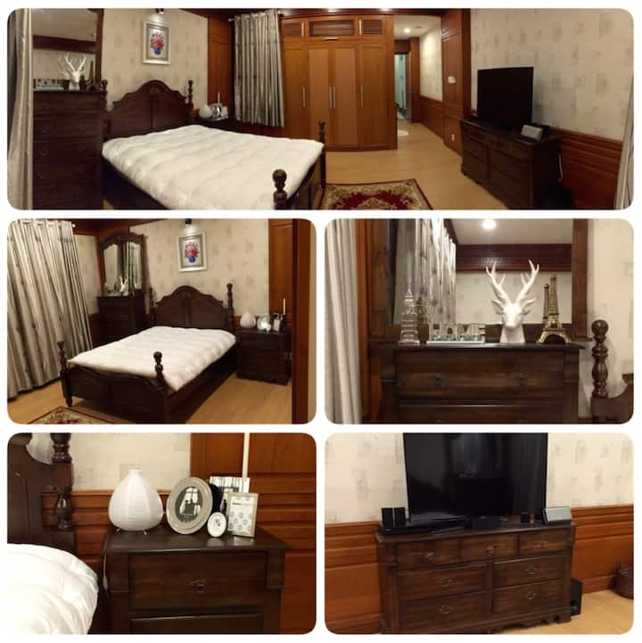 2 rooms for rent in central HCM