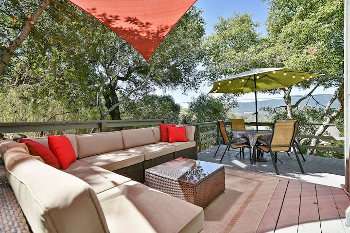Extend your stay in Sonoma - 1 mo+ furnished home