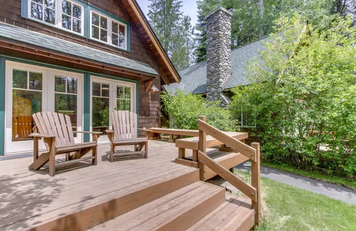 Metolius River Resort Cabin 3