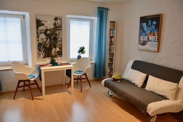 Apartement Burgenliebe