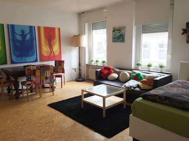 Modernes Studio im Herzen von Poppelsdorf
