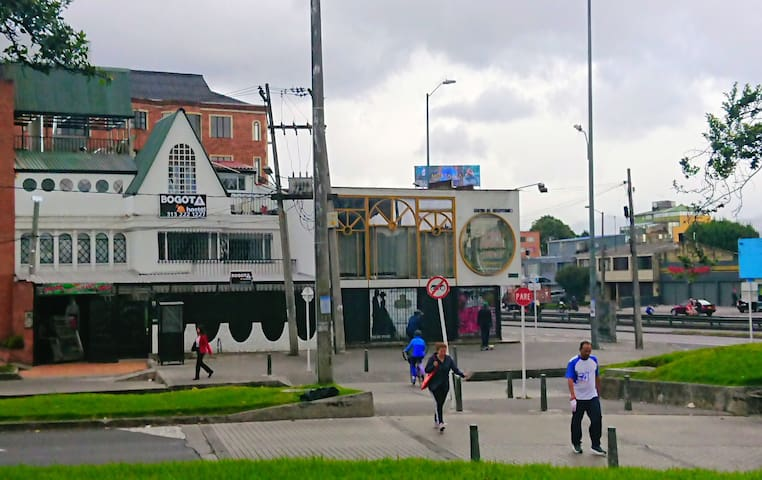 Bogota Hostel & Hostal