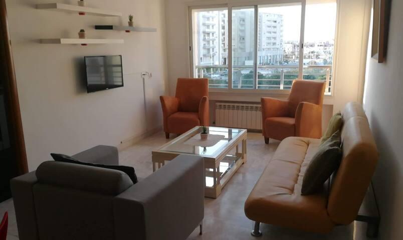 Appartement Cosy Banlieue Nord de Tunis